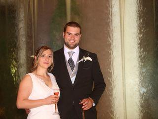 La boda de Noemi y Raúl