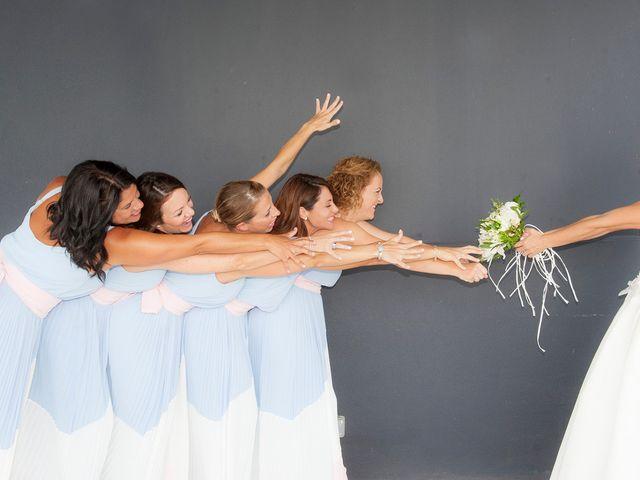 La boda de Jose y Cristina en Santa Maria Del Cami (Isla De Mallorca), Islas Baleares 1