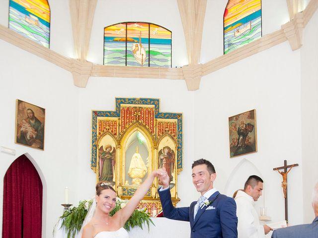 La boda de Jose y Cristina en Santa Maria Del Cami (Isla De Mallorca), Islas Baleares 7