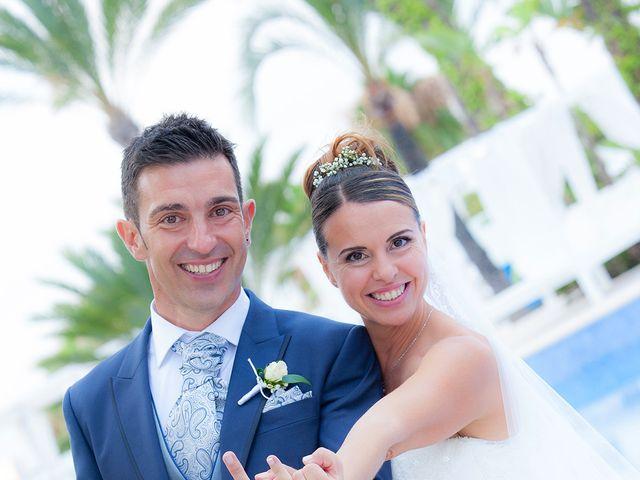 La boda de Jose y Cristina en Santa Maria Del Cami (Isla De Mallorca), Islas Baleares 8