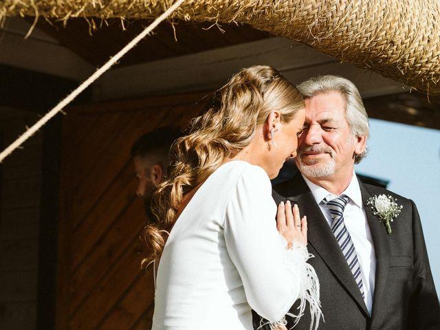 La boda de Cano y Ana en El Palmar, Cádiz 29