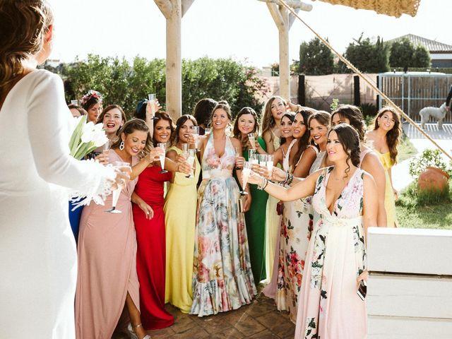 La boda de Cano y Ana en El Palmar, Cádiz 31