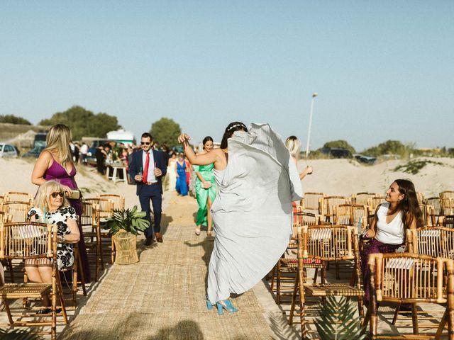 La boda de Cano y Ana en El Palmar, Cádiz 37