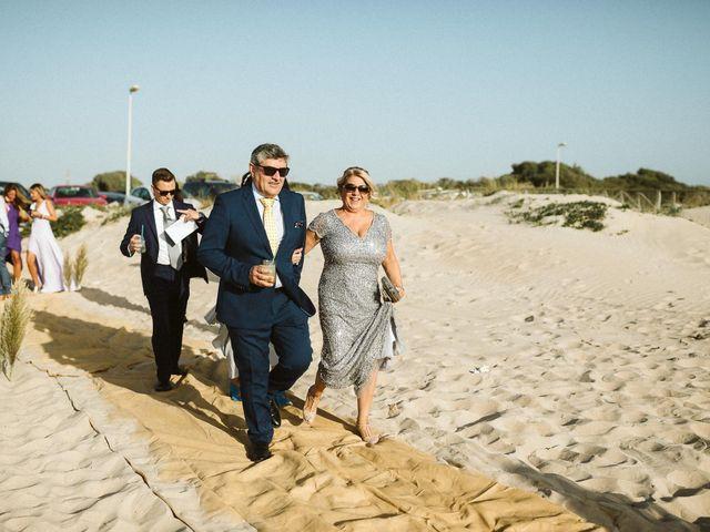 La boda de Cano y Ana en El Palmar, Cádiz 38