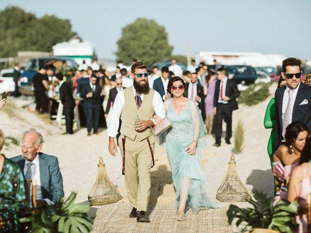La boda de Cano y Ana en El Palmar, Cádiz 39
