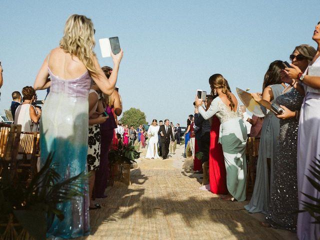 La boda de Cano y Ana en El Palmar, Cádiz 44