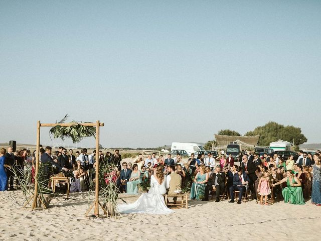 La boda de Cano y Ana en El Palmar, Cádiz 46
