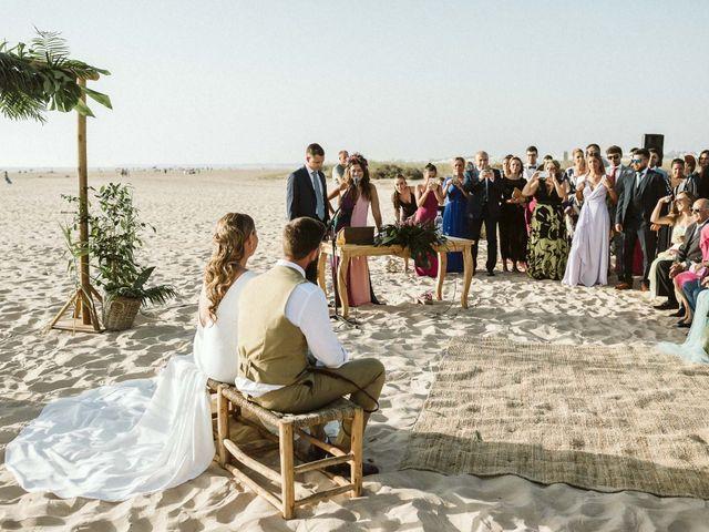 La boda de Cano y Ana en El Palmar, Cádiz 48