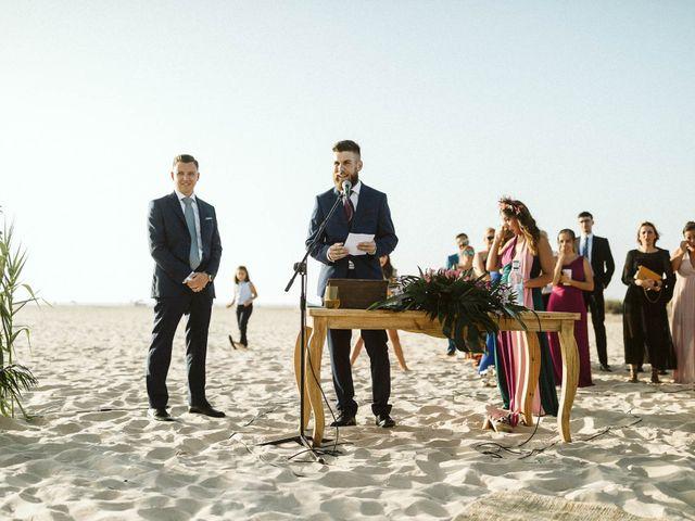 La boda de Cano y Ana en El Palmar, Cádiz 53