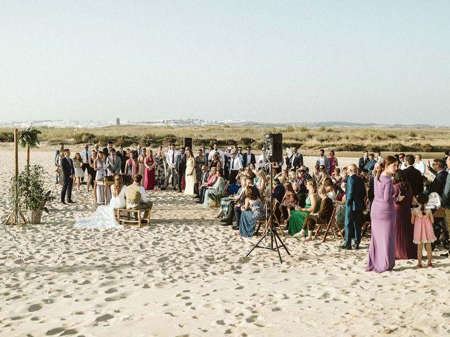 La boda de Cano y Ana en El Palmar, Cádiz 55