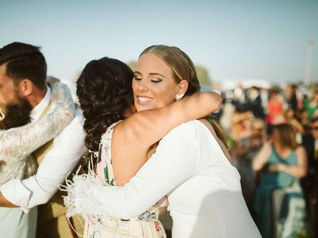 La boda de Cano y Ana en El Palmar, Cádiz 56