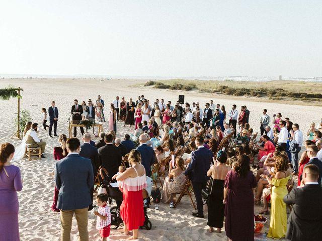 La boda de Cano y Ana en El Palmar, Cádiz 57