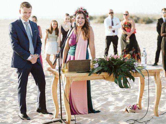 La boda de Cano y Ana en El Palmar, Cádiz 58