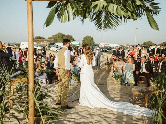 La boda de Cano y Ana en El Palmar, Cádiz 61