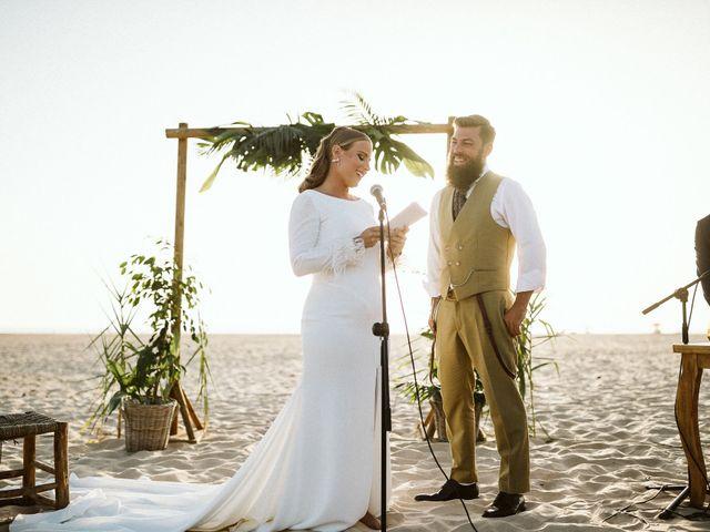 La boda de Cano y Ana en El Palmar, Cádiz 62