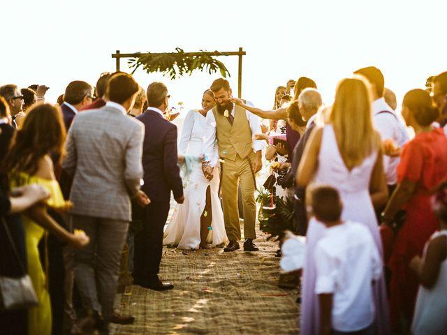 La boda de Cano y Ana en El Palmar, Cádiz 70