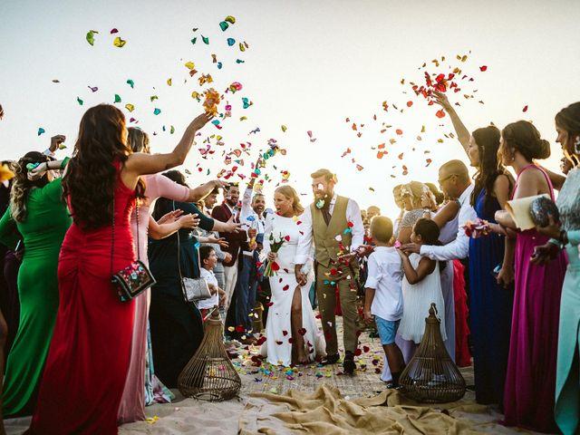 La boda de Cano y Ana en El Palmar, Cádiz 71