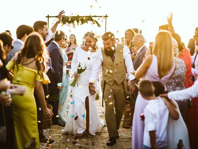 La boda de Cano y Ana en El Palmar, Cádiz 72