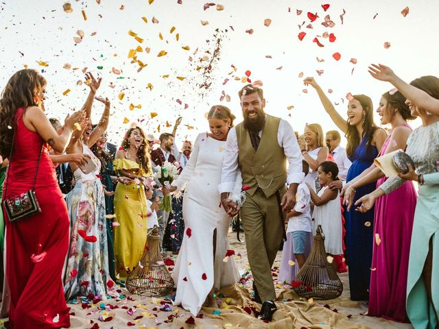 La boda de Cano y Ana en El Palmar, Cádiz 73