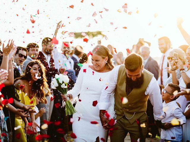 La boda de Cano y Ana en El Palmar, Cádiz 74