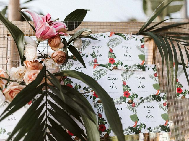 La boda de Cano y Ana en El Palmar, Cádiz 93
