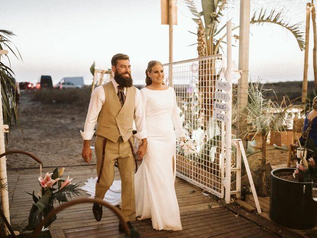 La boda de Cano y Ana en El Palmar, Cádiz 98