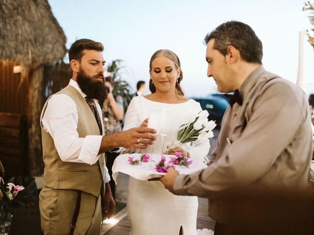 La boda de Cano y Ana en El Palmar, Cádiz 100