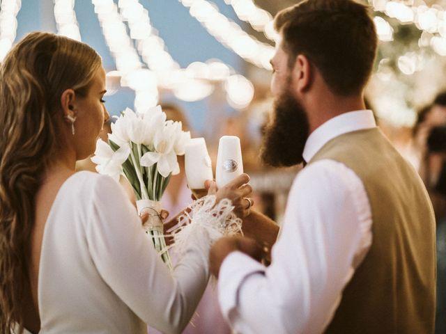 La boda de Cano y Ana en El Palmar, Cádiz 101