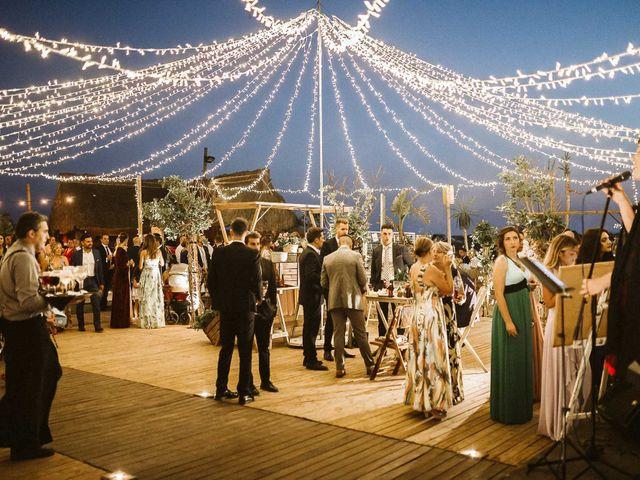 La boda de Cano y Ana en El Palmar, Cádiz 105