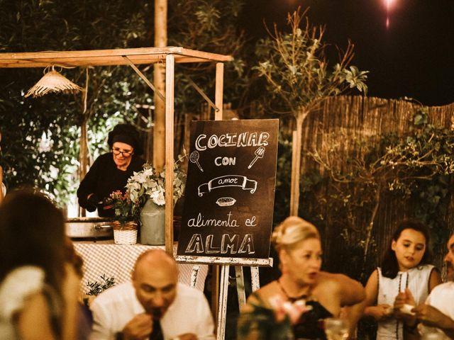 La boda de Cano y Ana en El Palmar, Cádiz 107