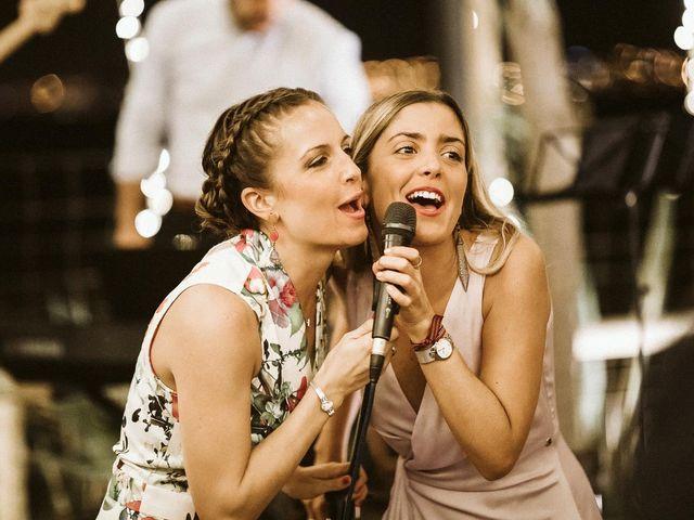 La boda de Cano y Ana en El Palmar, Cádiz 113