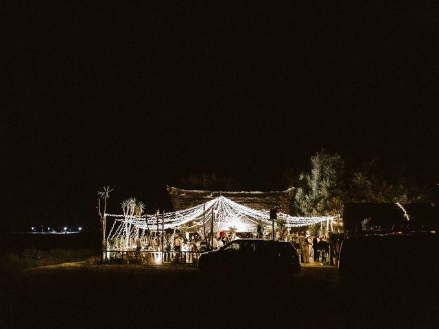 La boda de Cano y Ana en El Palmar, Cádiz 122