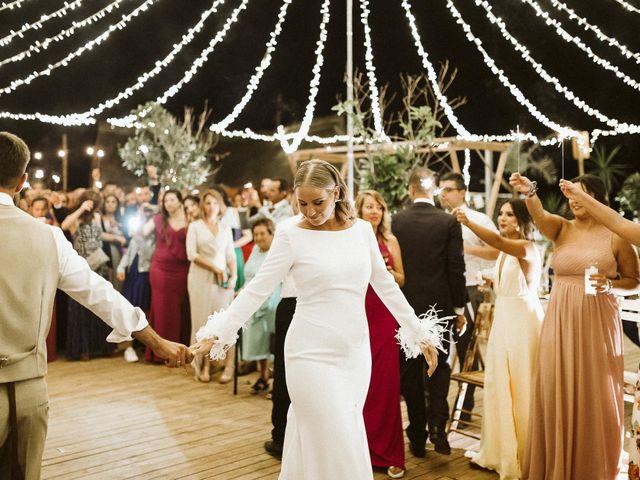 La boda de Cano y Ana en El Palmar, Cádiz 126