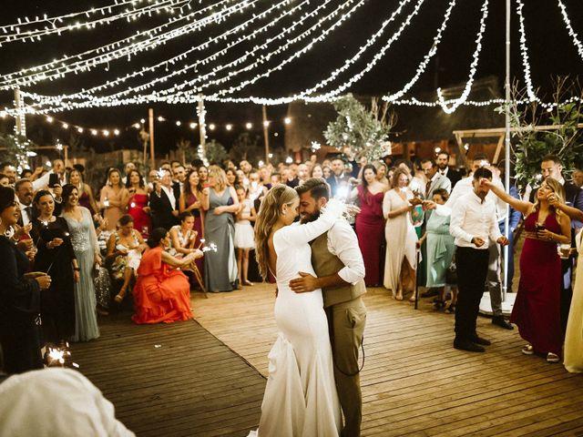 La boda de Cano y Ana en El Palmar, Cádiz 130