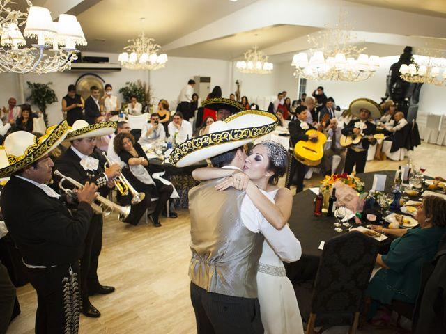 La boda de Maira y David en Madrid, Madrid 2
