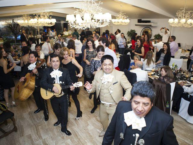 La boda de Maira y David en Madrid, Madrid 3