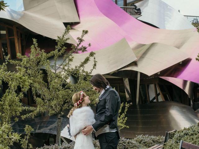 La boda de David y Nekane en Elciego, Álava 9
