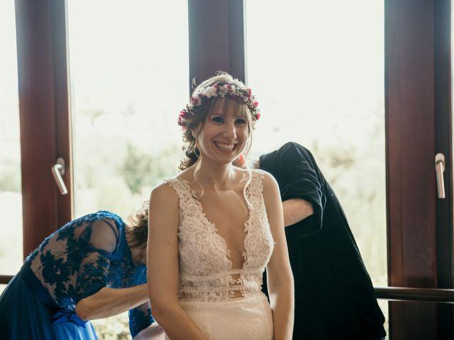 La boda de David y Nekane en Elciego, Álava 40