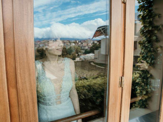 La boda de David y Nekane en Elciego, Álava 42