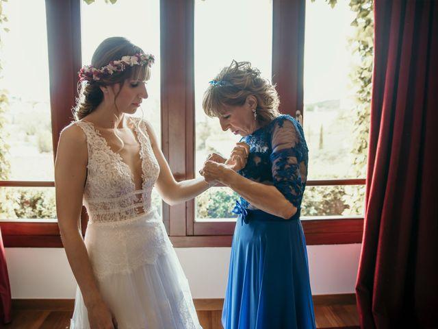La boda de David y Nekane en Elciego, Álava 43