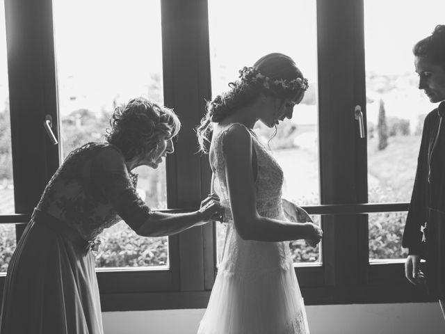 La boda de David y Nekane en Elciego, Álava 44