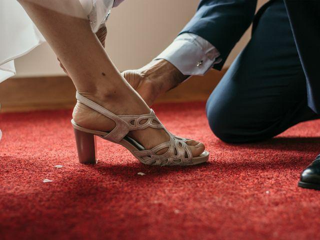 La boda de David y Nekane en Elciego, Álava 45