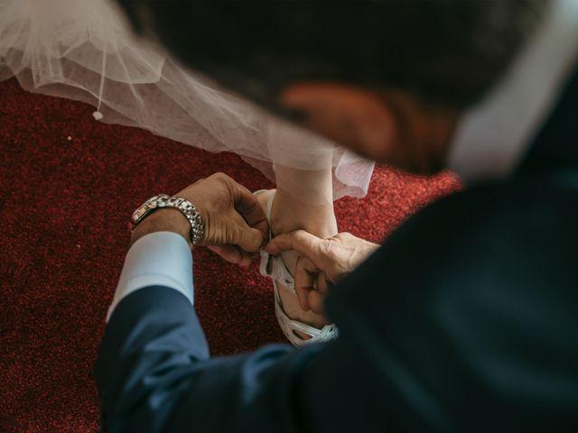 La boda de David y Nekane en Elciego, Álava 46