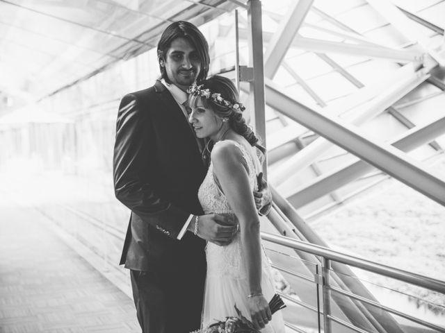 La boda de David y Nekane en Elciego, Álava 51