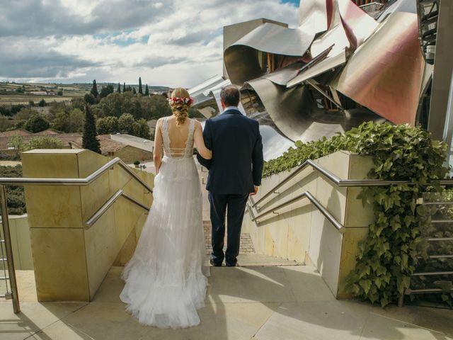 La boda de David y Nekane en Elciego, Álava 52