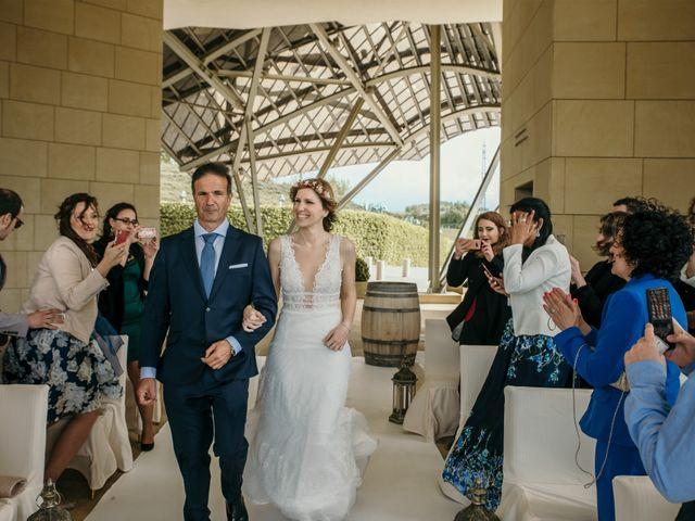 La boda de David y Nekane en Elciego, Álava 53