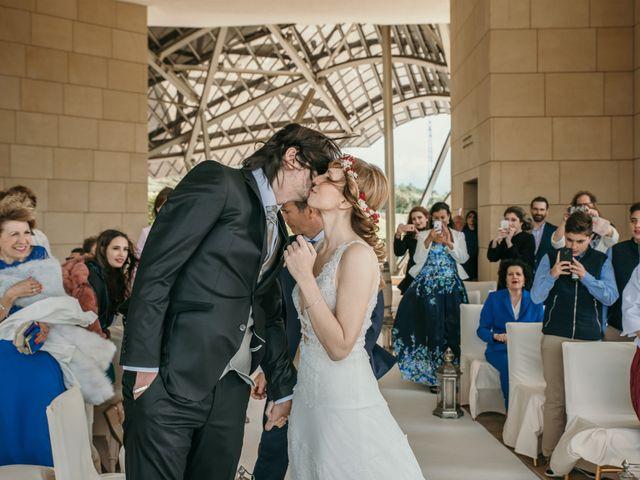 La boda de David y Nekane en Elciego, Álava 55
