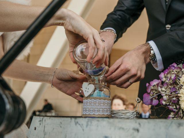 La boda de David y Nekane en Elciego, Álava 56