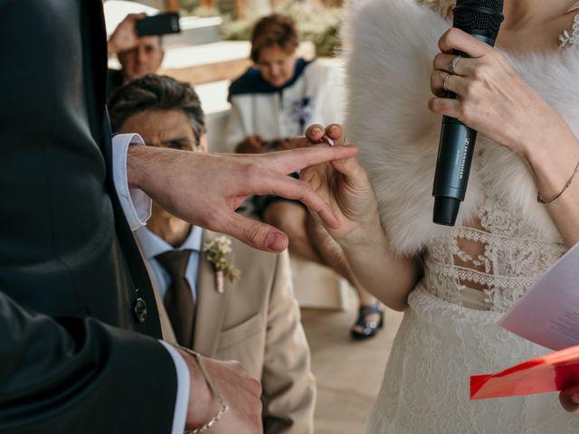 La boda de David y Nekane en Elciego, Álava 58