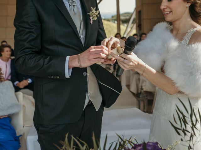 La boda de David y Nekane en Elciego, Álava 60